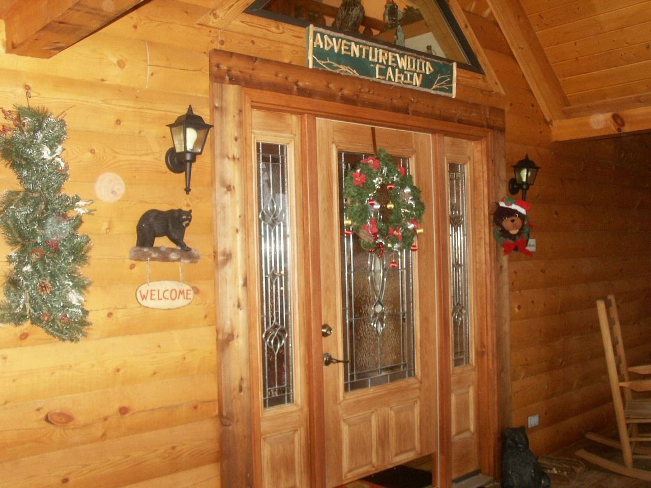 Adventurewood Log Cabin Home