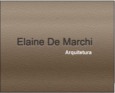 Elaine De Marchi