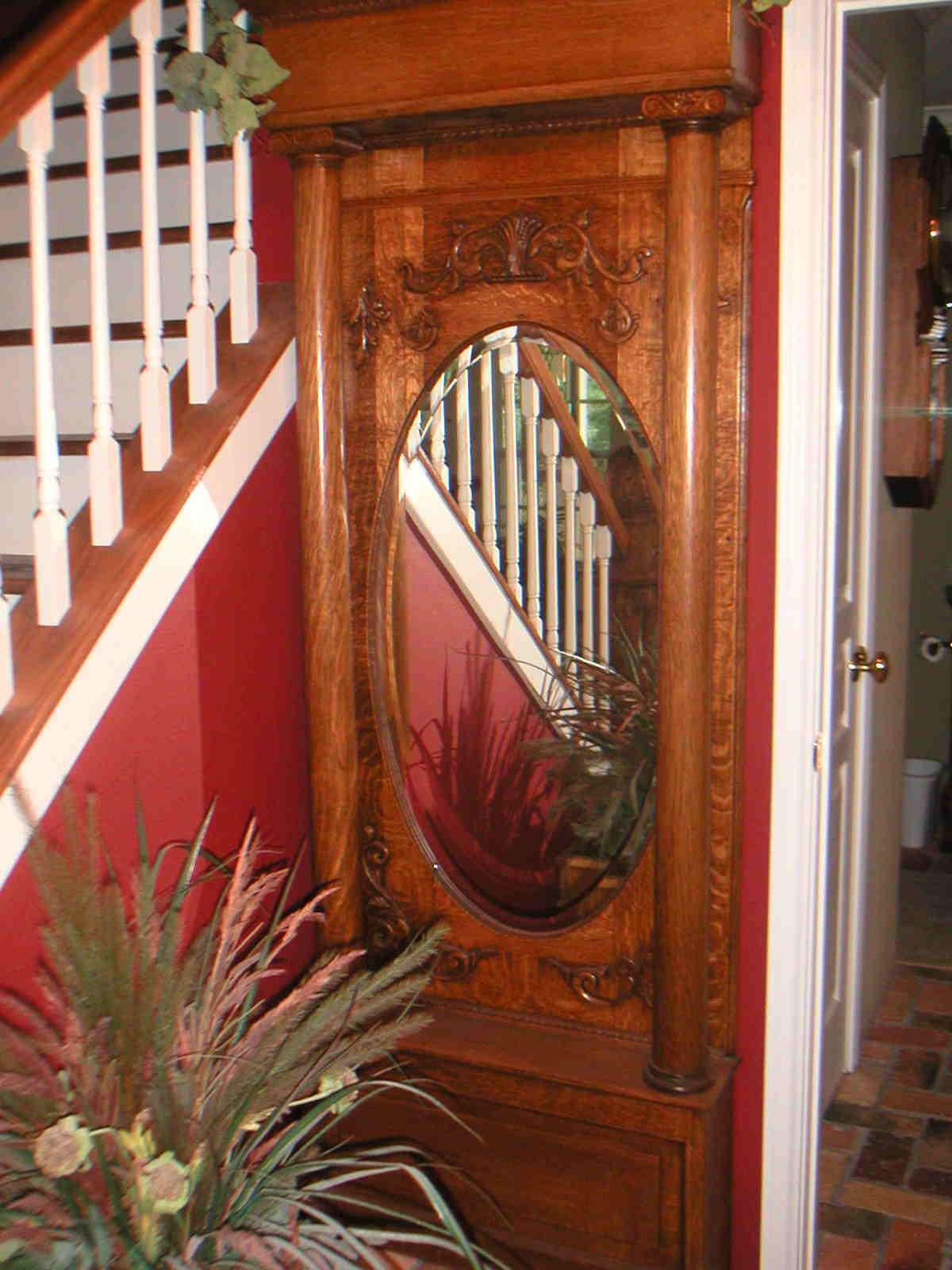 Wooden Heart Antique Furniture 3