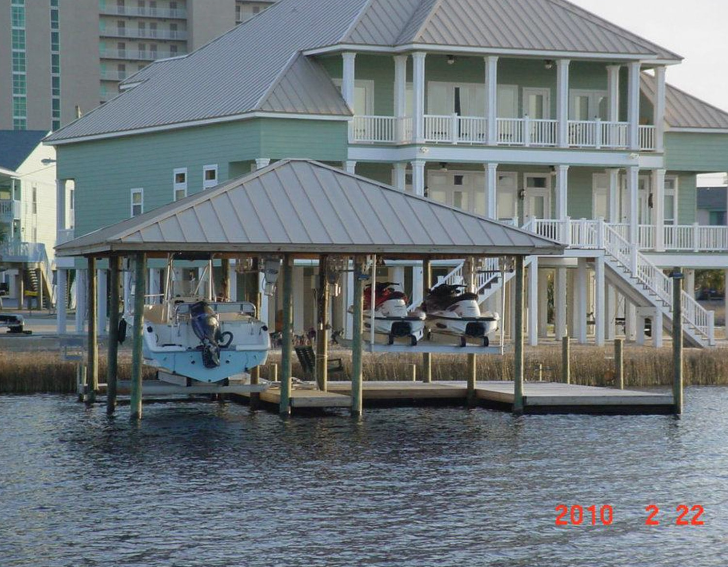 Boat and Jet Ski Lifts