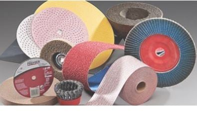 Abrasive Supplies from Carborundum