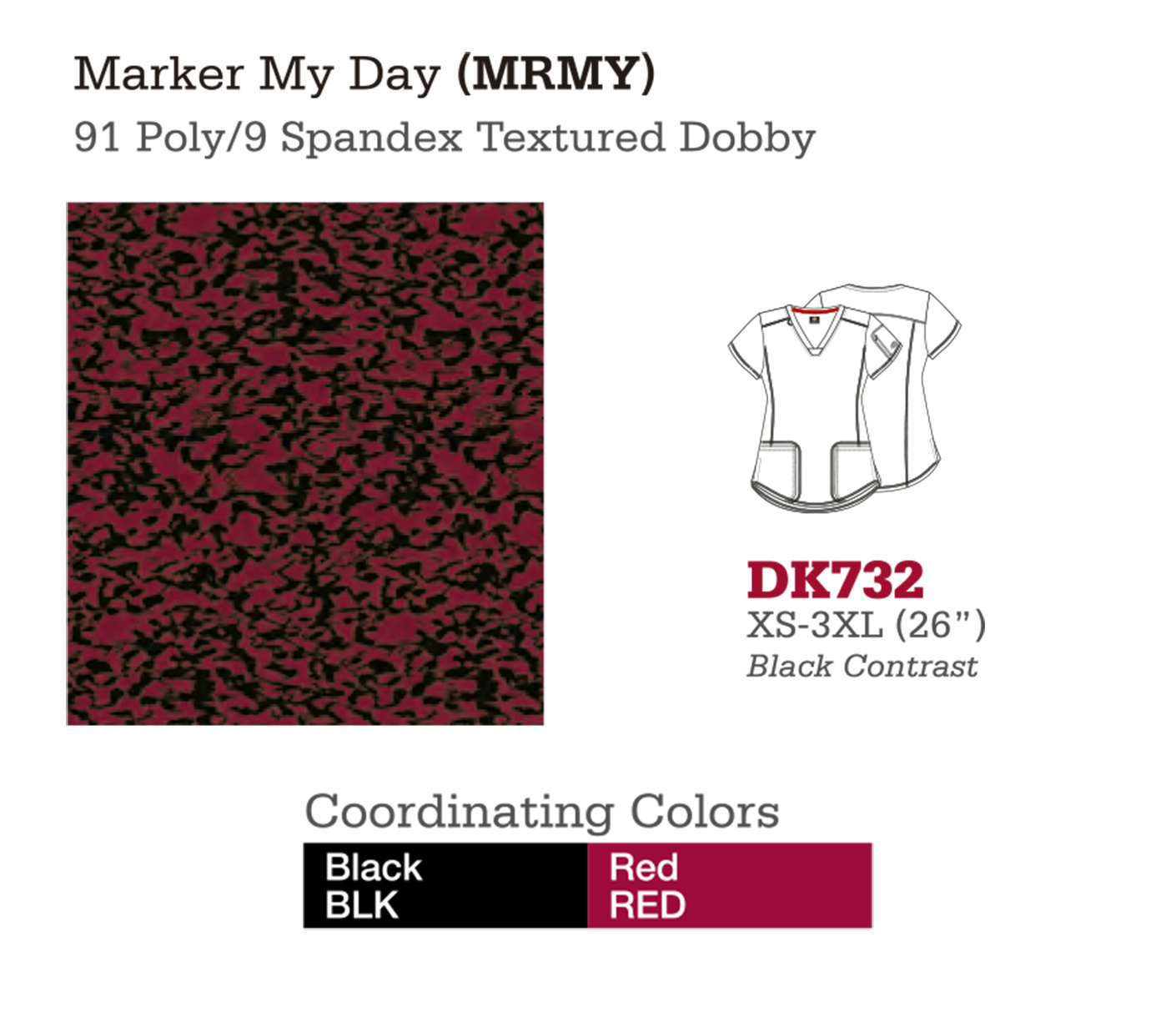 Marker My Day. DK732.