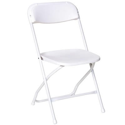 White Chair $1.25/day or weekend 100+  $1.15/ea