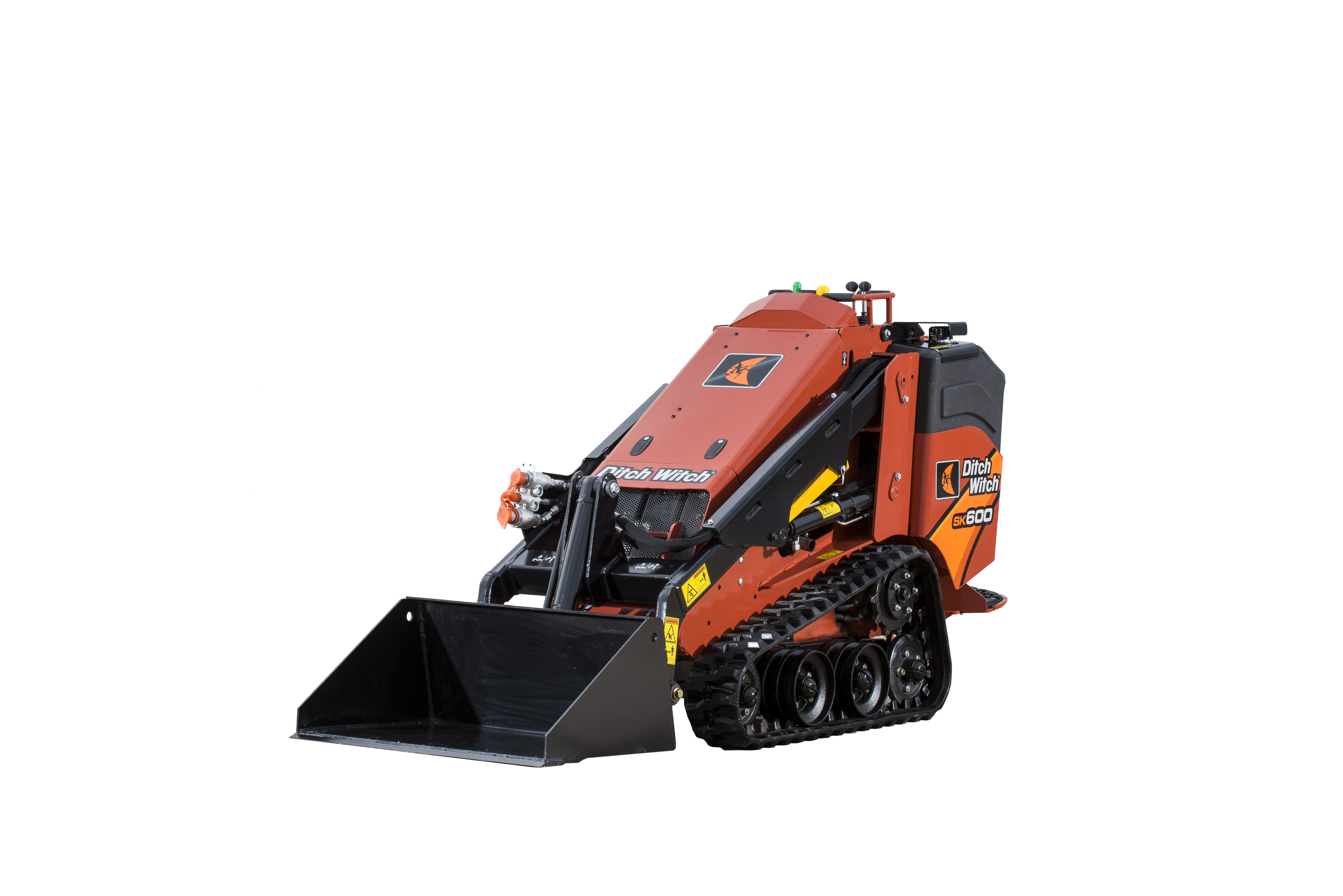 Ditch Witch SK600 (25hp)  $175/day $525/week trailer available $25/day