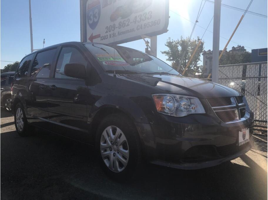2016 Dodge Grand Caravan SE VIN - #209727 Mileage - 62,579 Price - $16,995