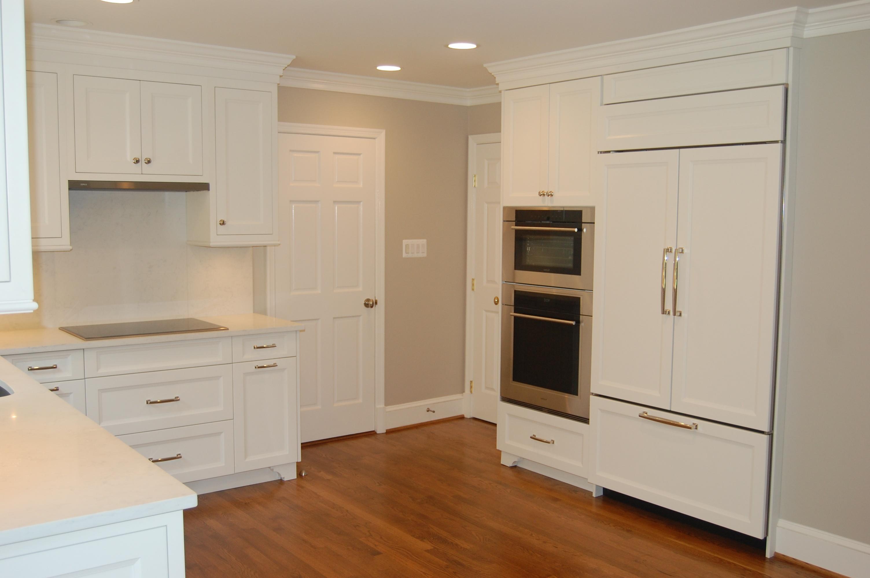 kitchen remodel after G