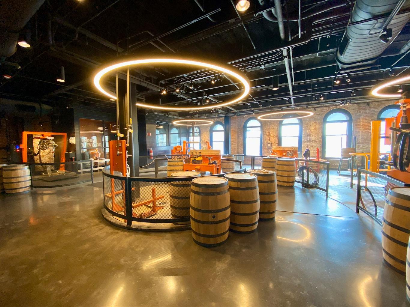 Cooperage - Old Forester Distillery
