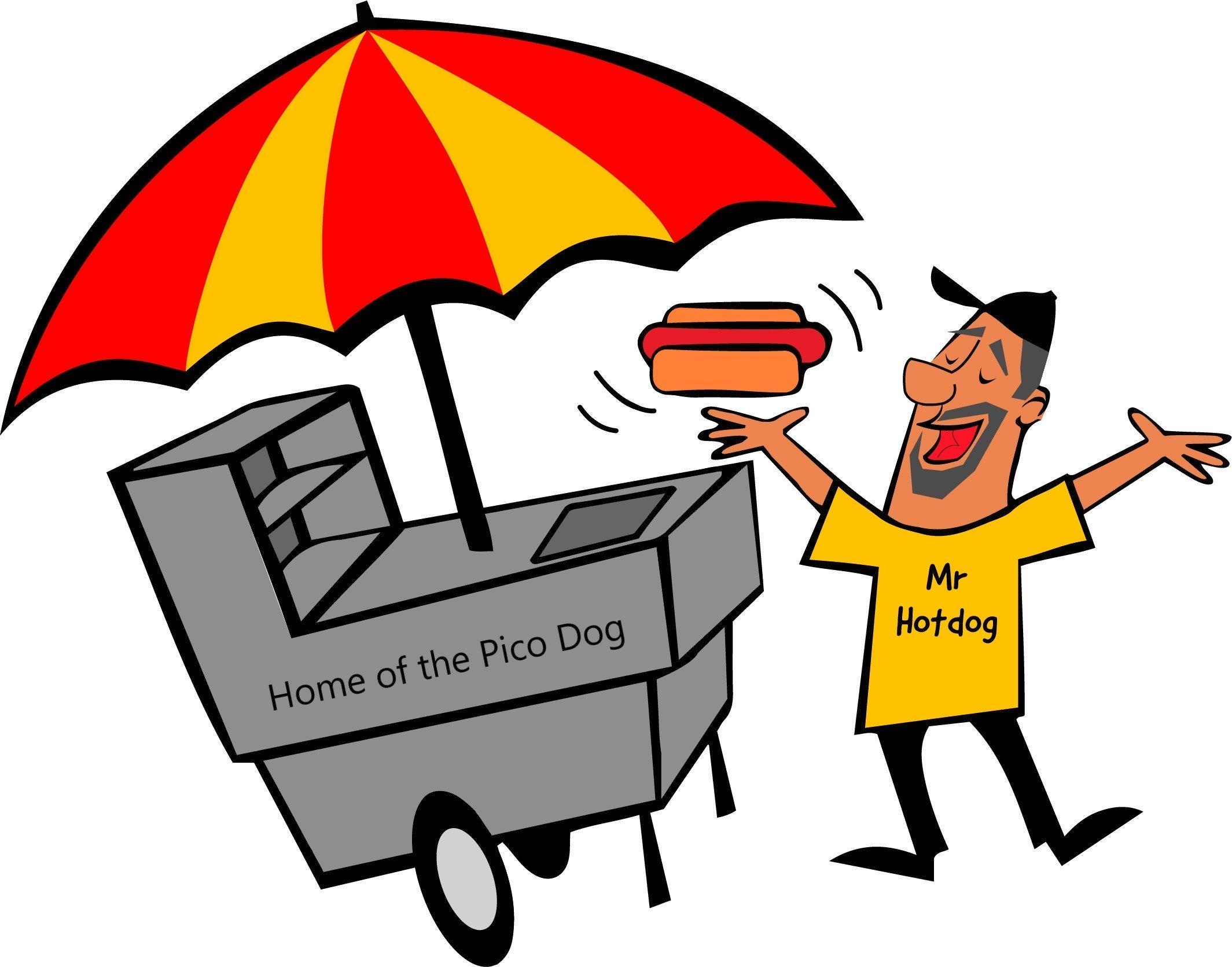 Mr. Hotdog!