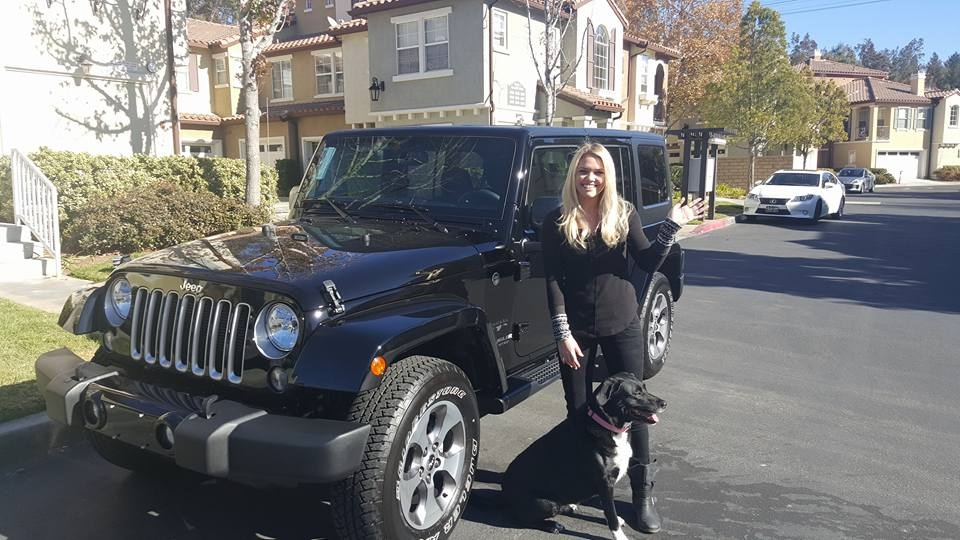 Jeep Wrangler Purchase - Santa Clarita