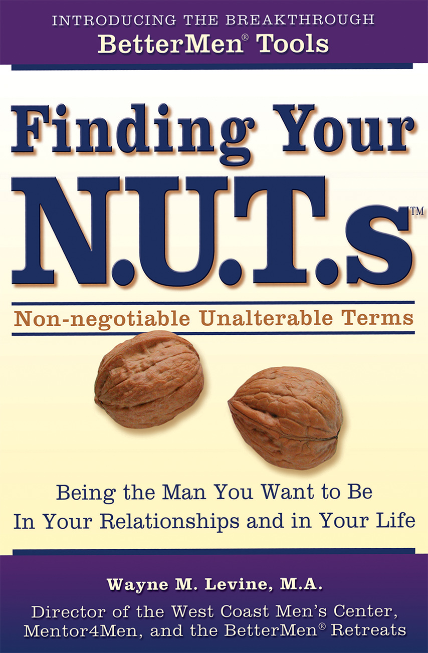 Finding Your N.U.T.s | Wayne M. Levine, M.A.