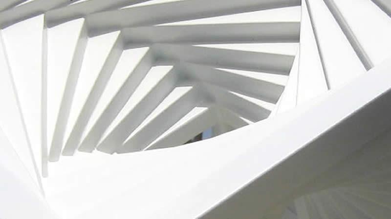 Spiral cube by Radoslav Sultov