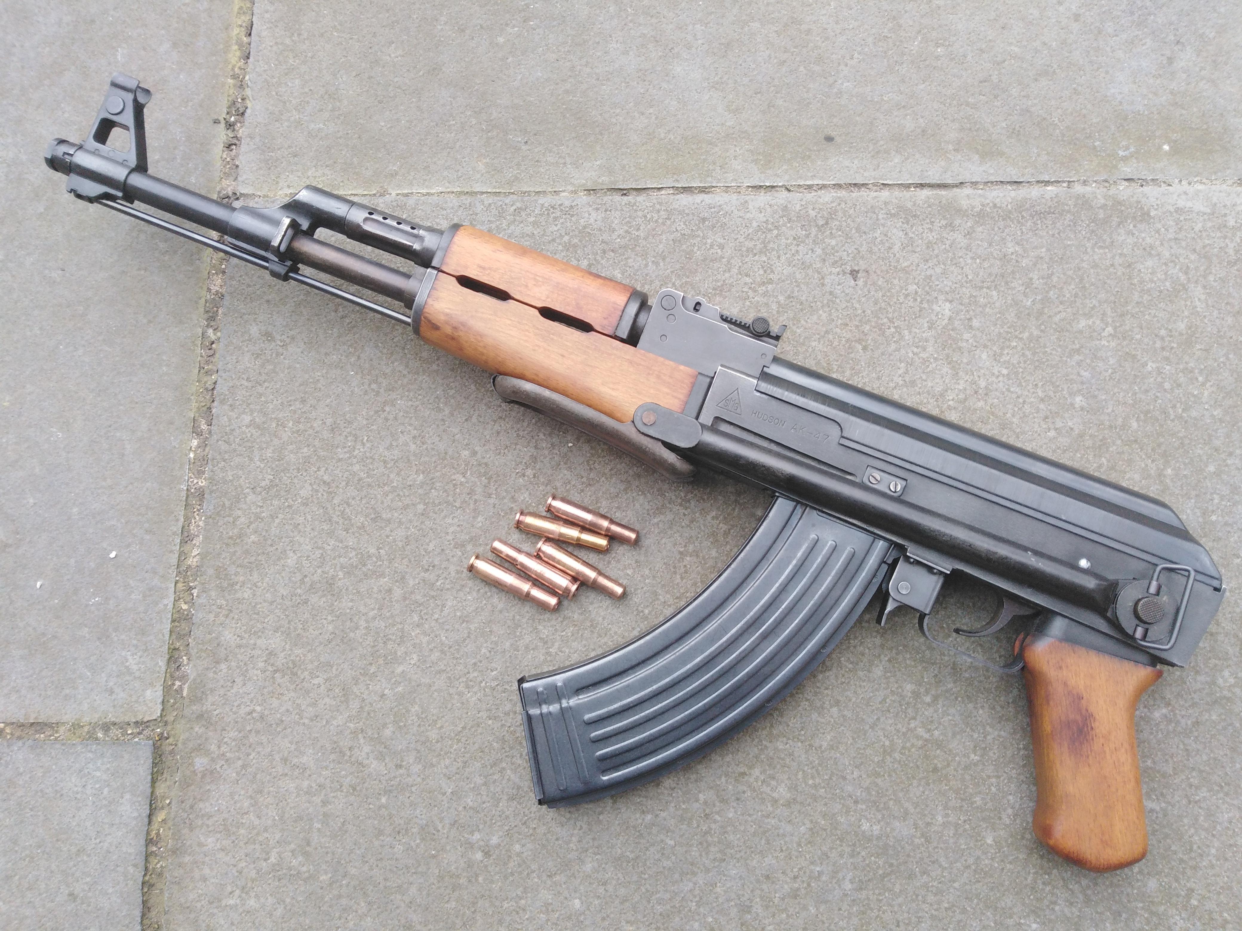 Hudson AK47 (FS) PFC