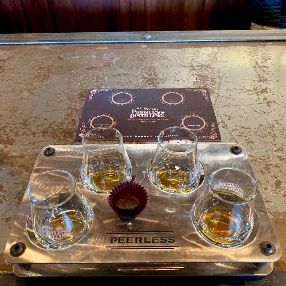 Kentucky Peerless Distilling - Tasting