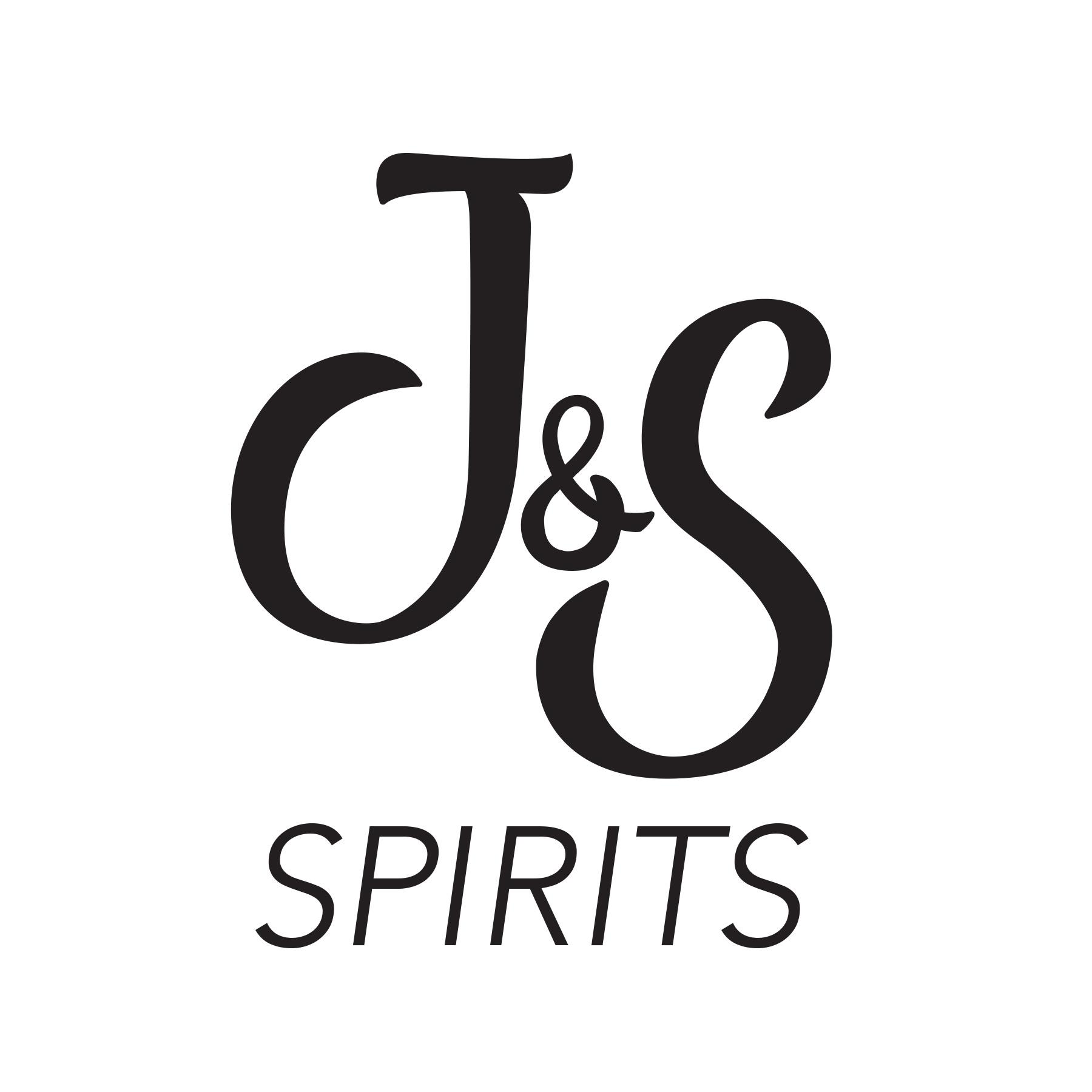 J & S Spirits Company Logo