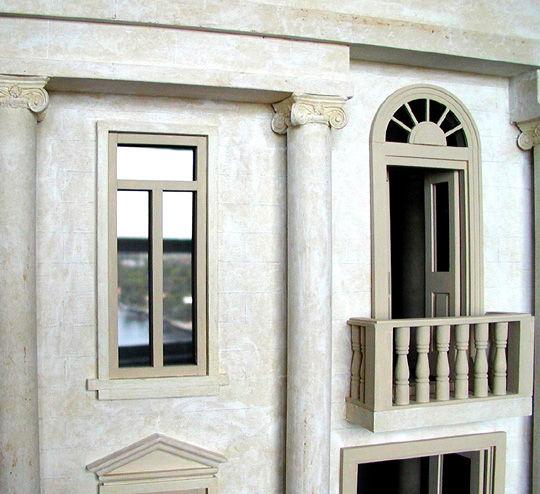 Stonework Details