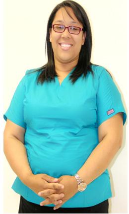 Brenda Rivera – Receptionist