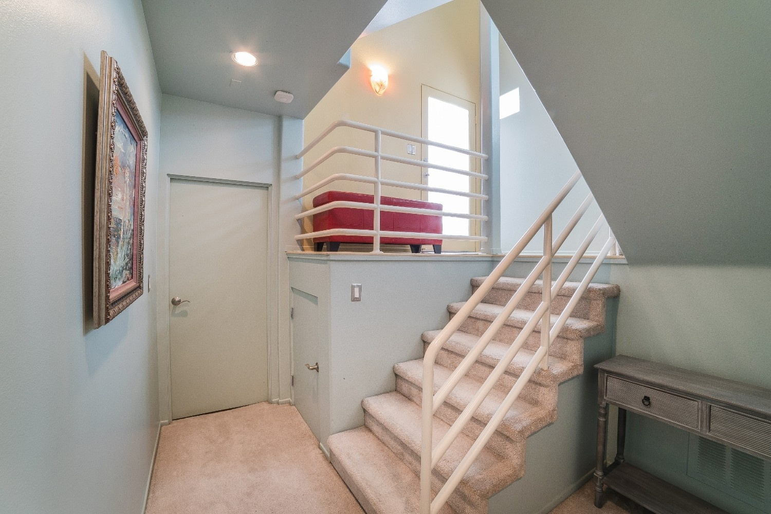 MB Escape Staircase