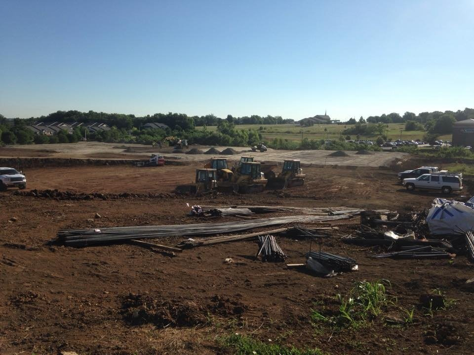 Excavation Project 8