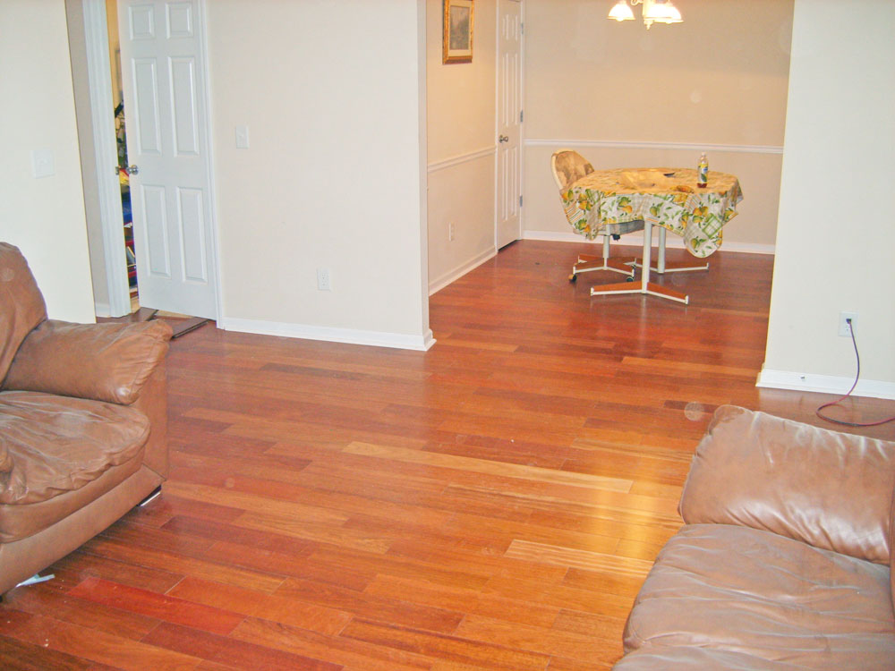 Colonial Maple Hardwood Flooring