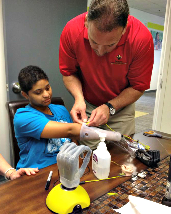Pediatric Prosthetics