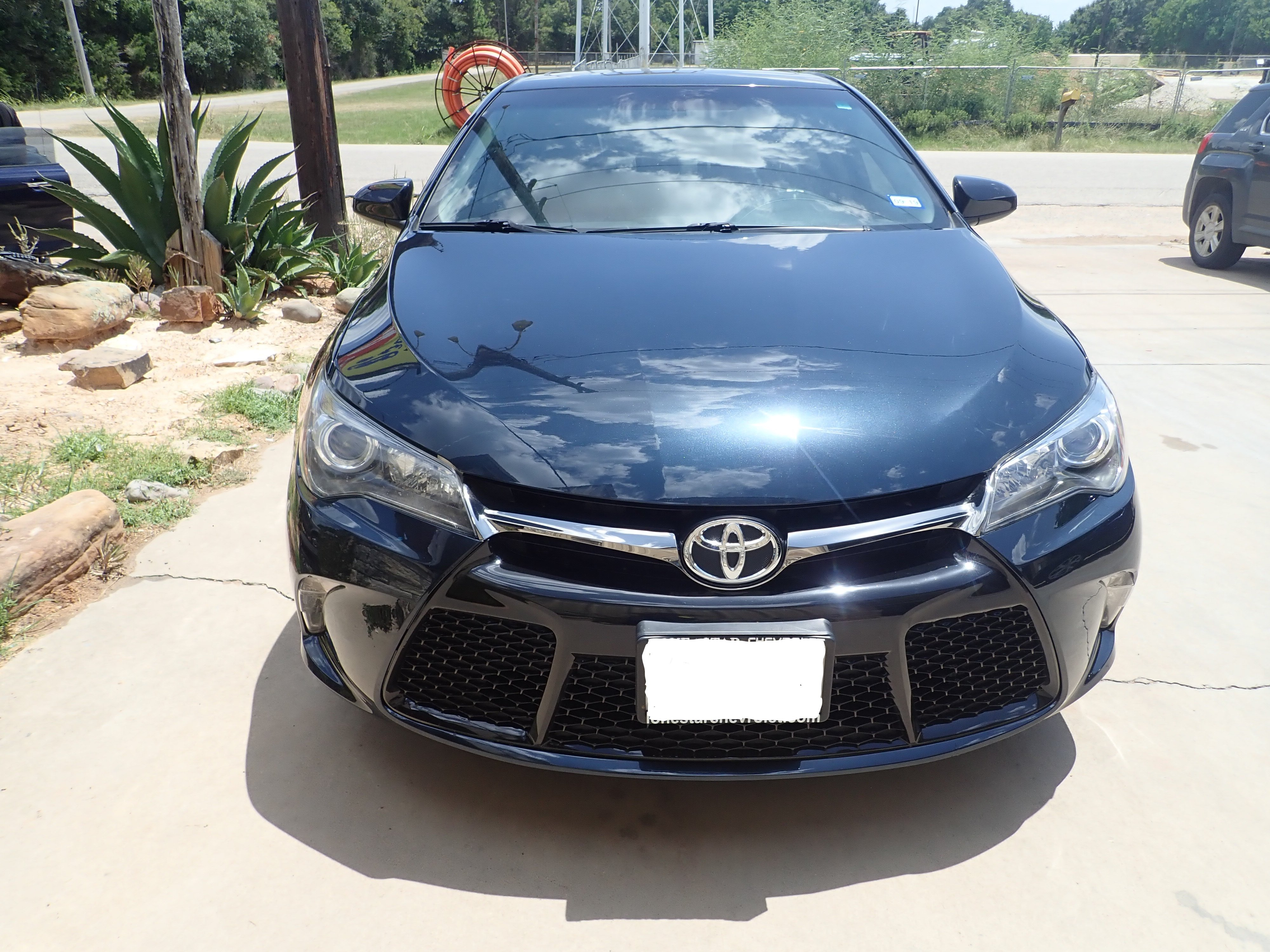 2016 Toyota Camry Repairs Completed