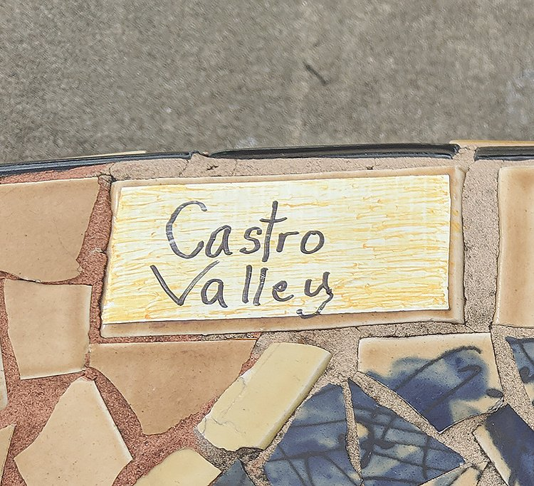 "ff014758dcf Recently, handwritten notes reading ""Castro Valley"" have been spotted"