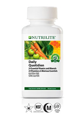 Nutrilite Daily Supplement