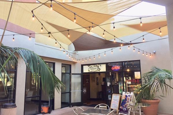 Coffee Shop Interior 6