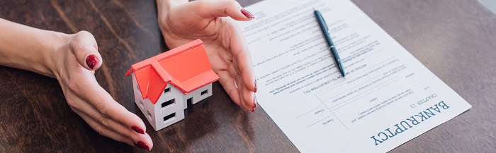 Protect home from bankruptcy