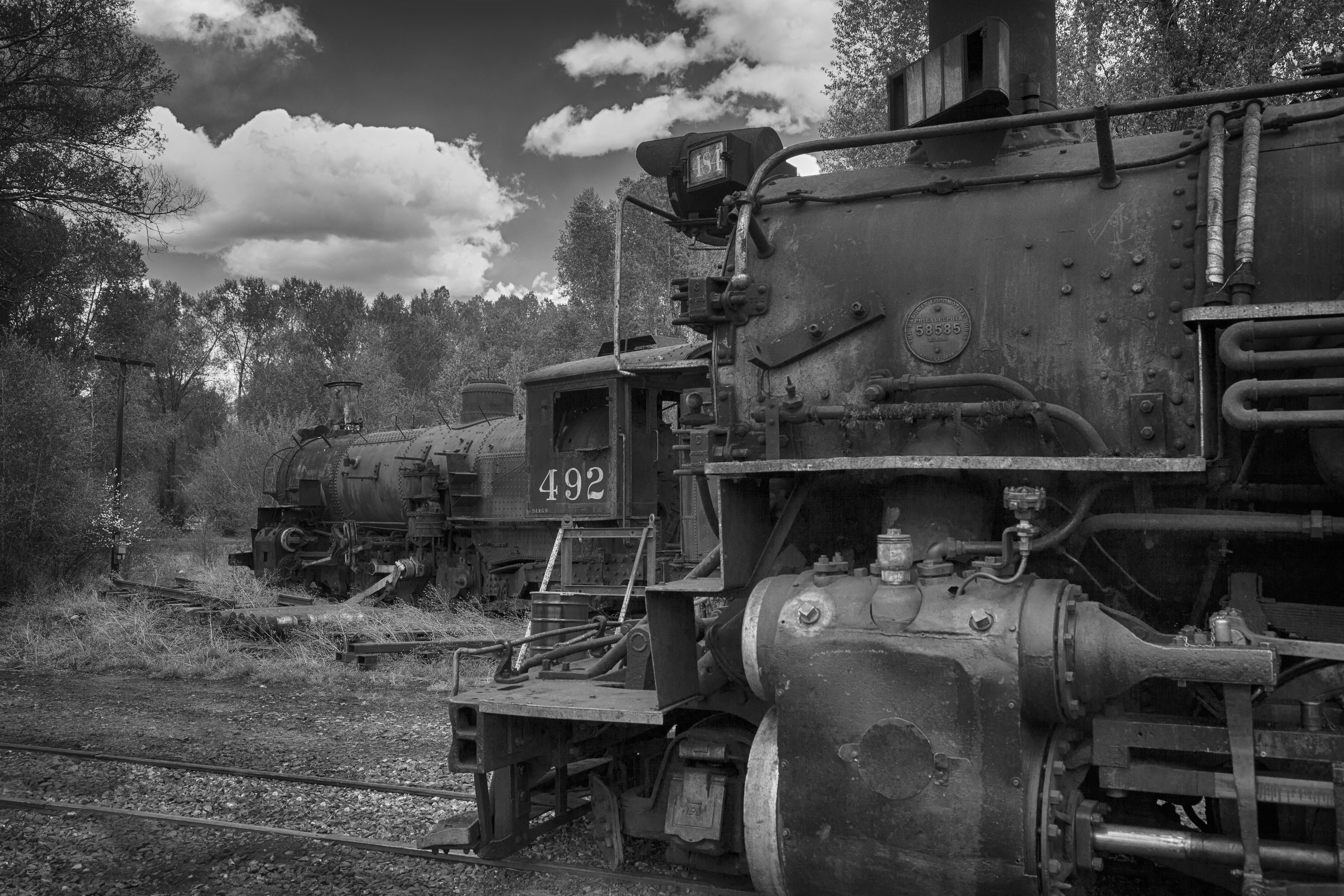 Chama Steam Engines
