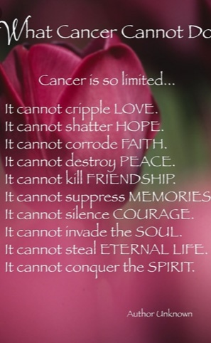 Poem About Cancer