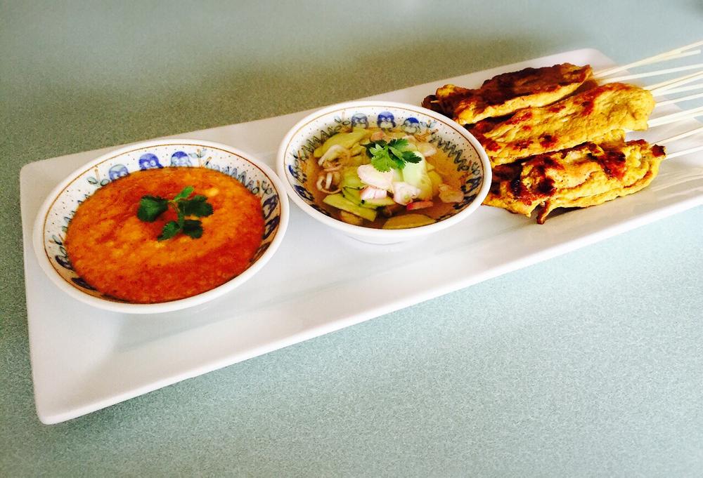Thai Special Street Food