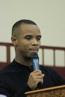 Male Preacher