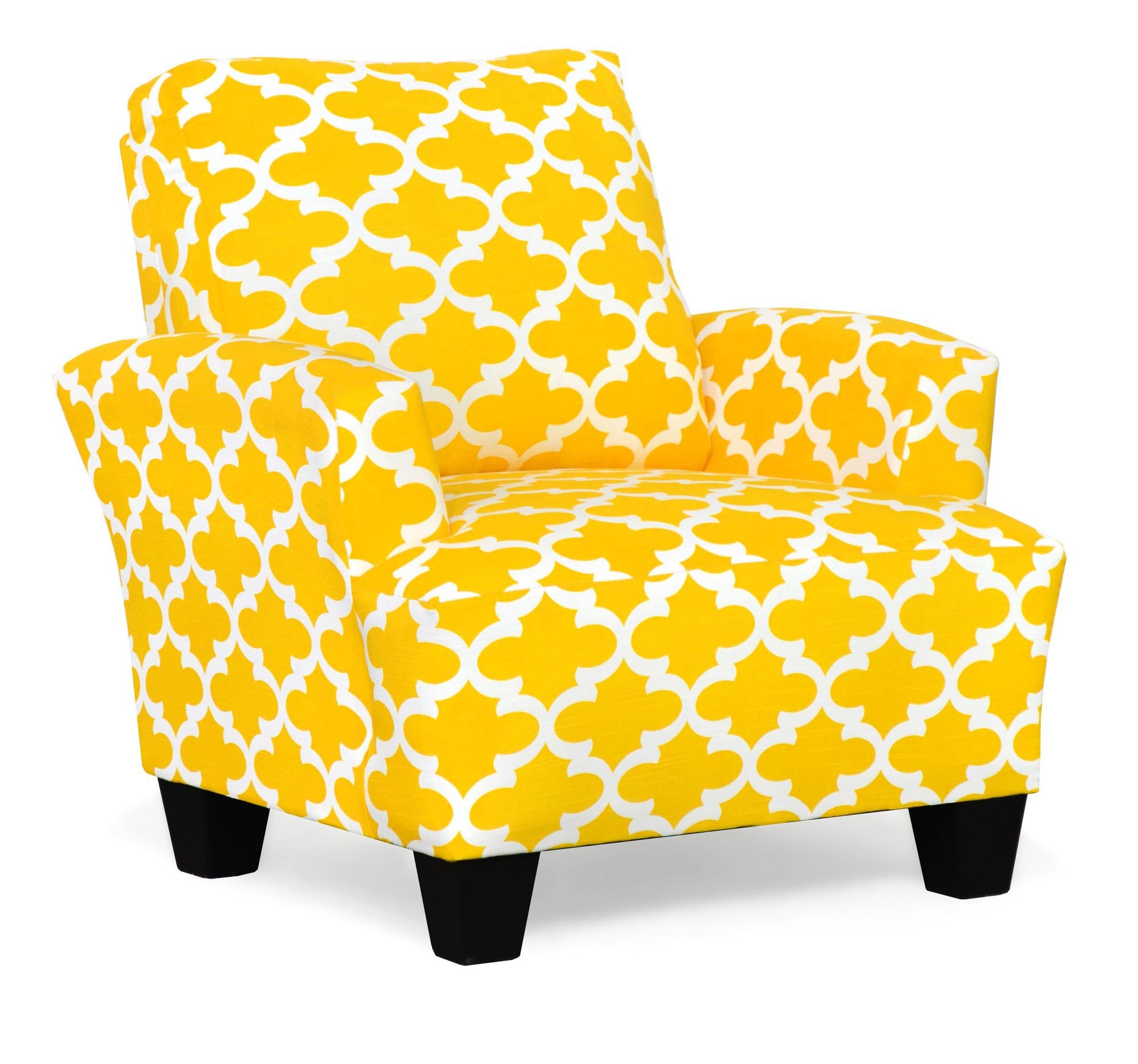 545 Madison Corn Accent Chair