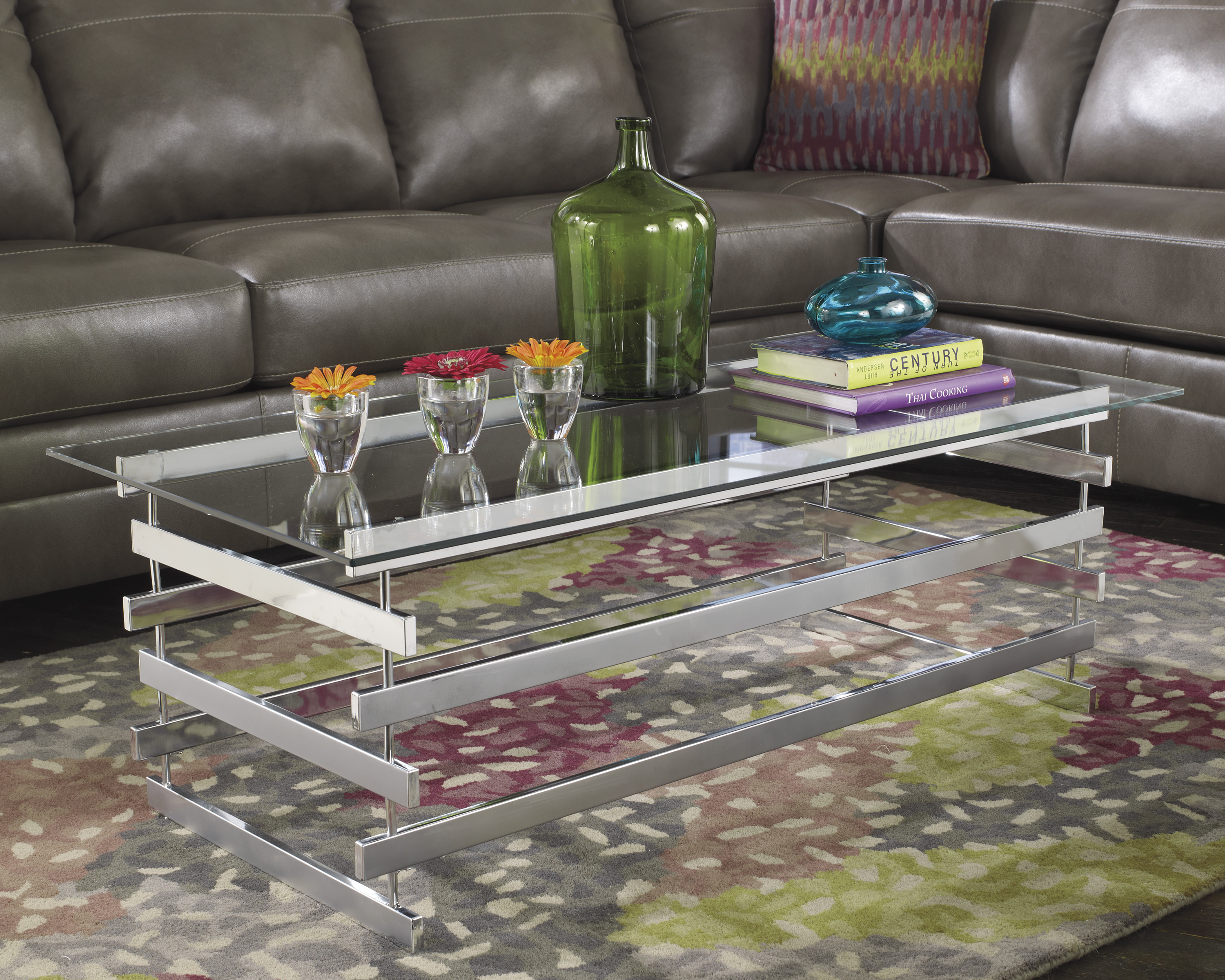 Frandelli Coffee Table Matching End Table also available