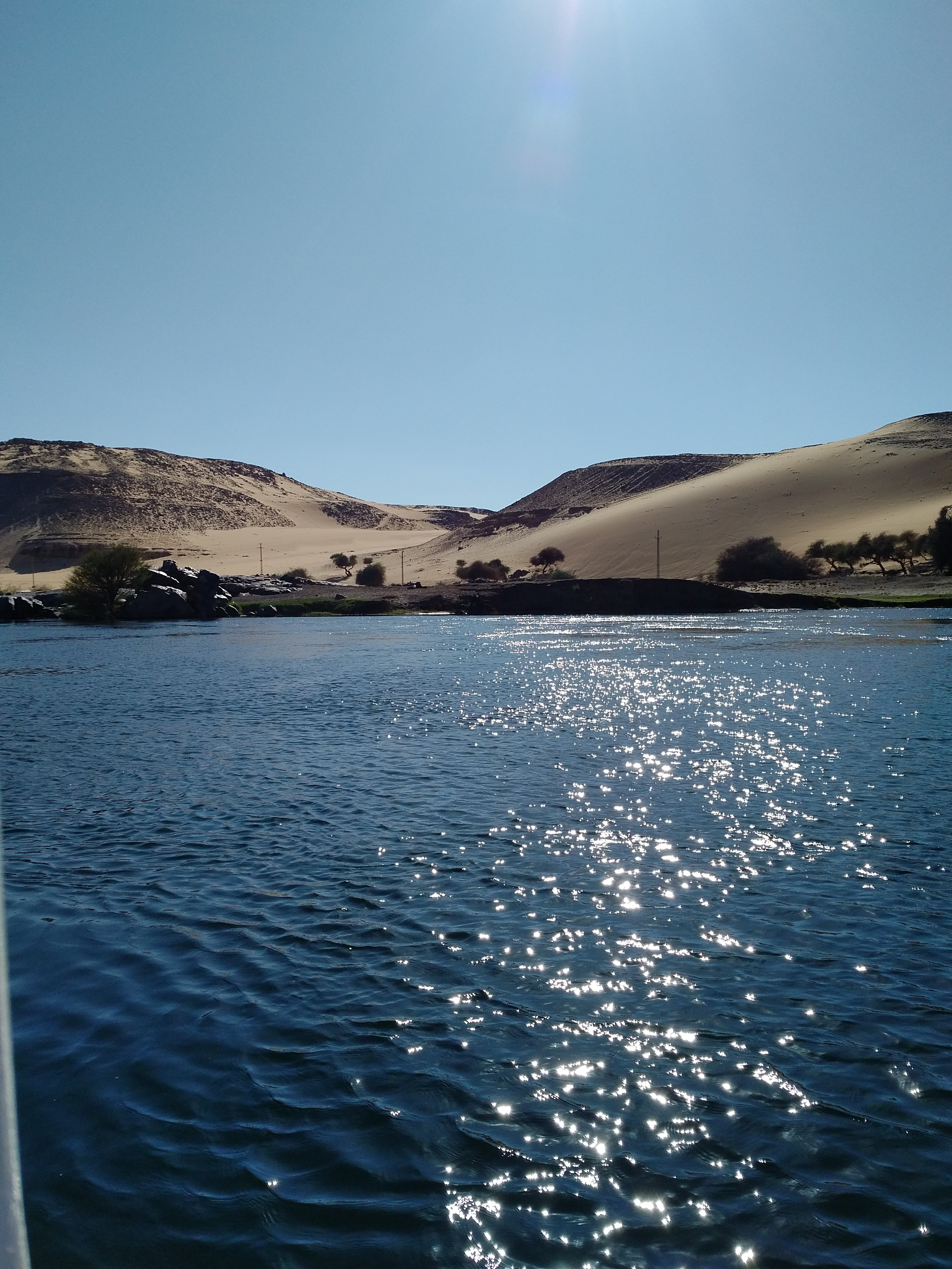 Ashwan Nile River Excursion