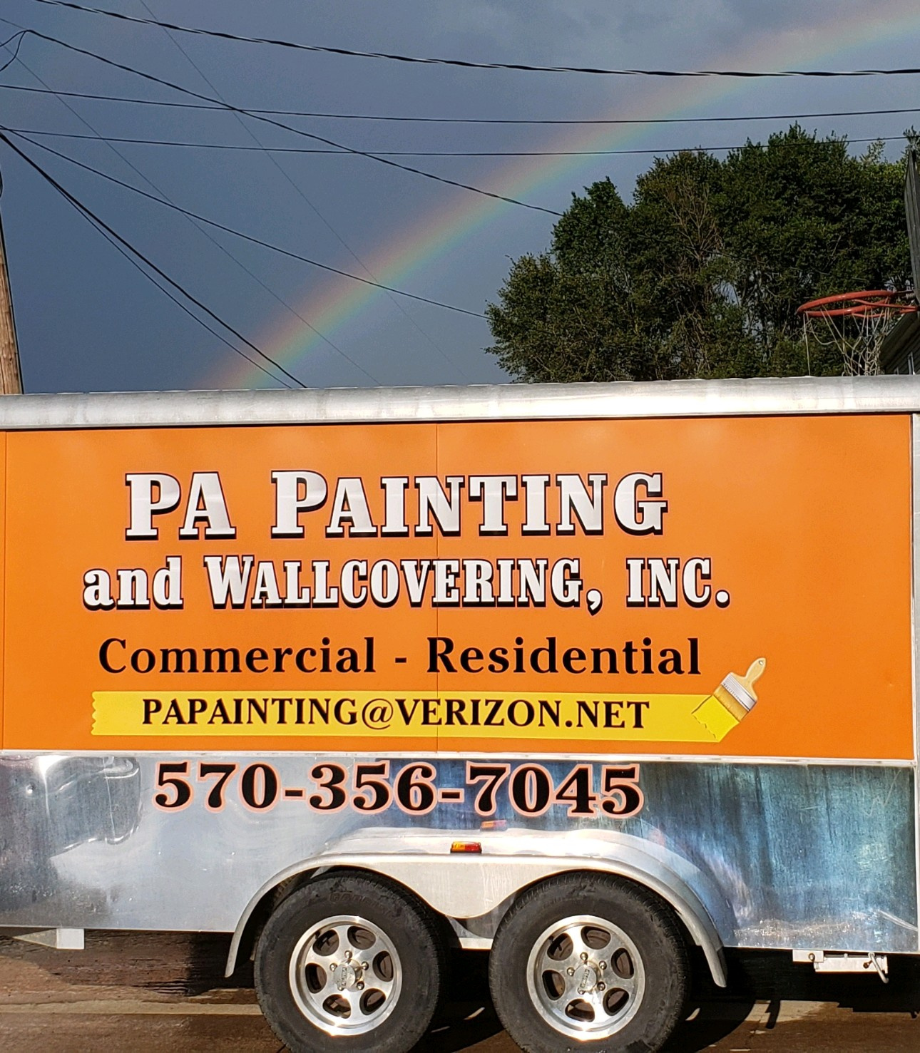 PA Painting and Wallcovering