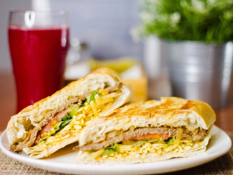 Scrumptious Sandwich