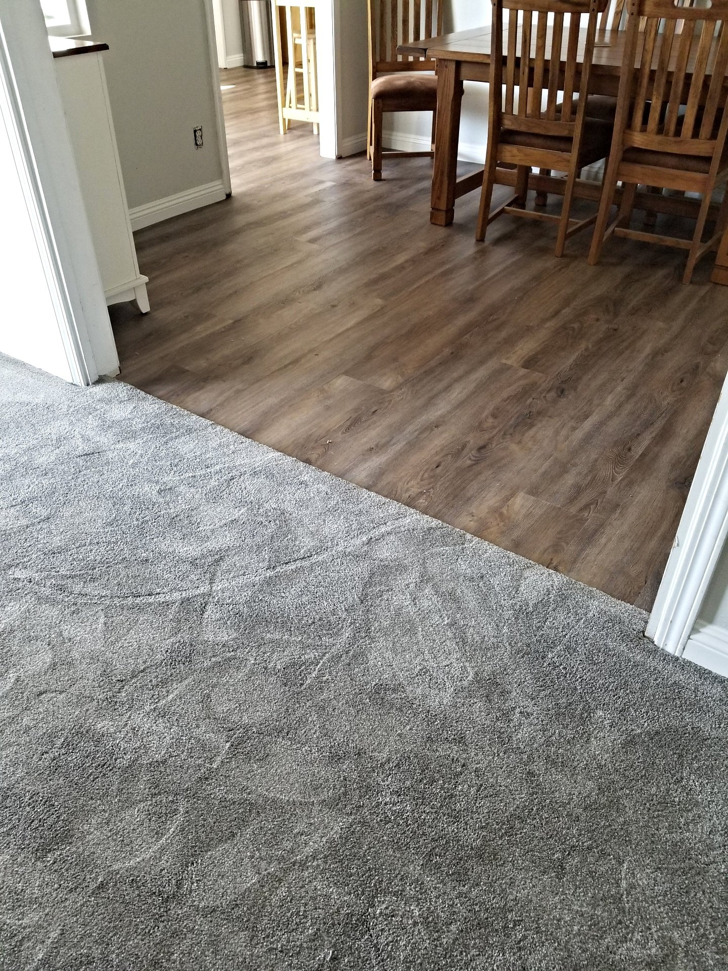 Lexmark Downy Carpet and Prime Waterproof Flooring