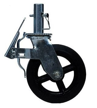 Scaffolding Caster (set of 4) $6/day $10/week $30/month
