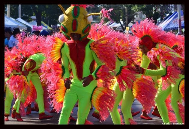 Gusano Carnaval