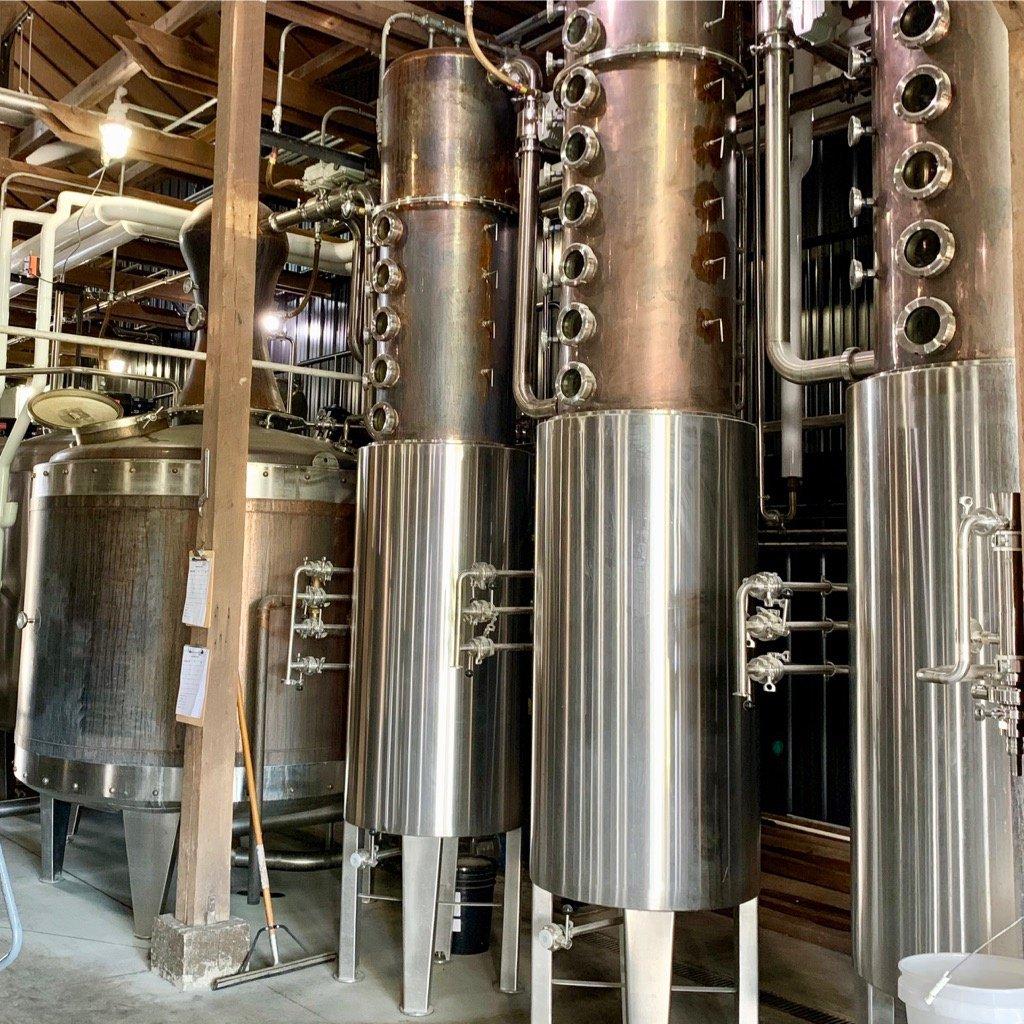 Stills - Preservation Distillery