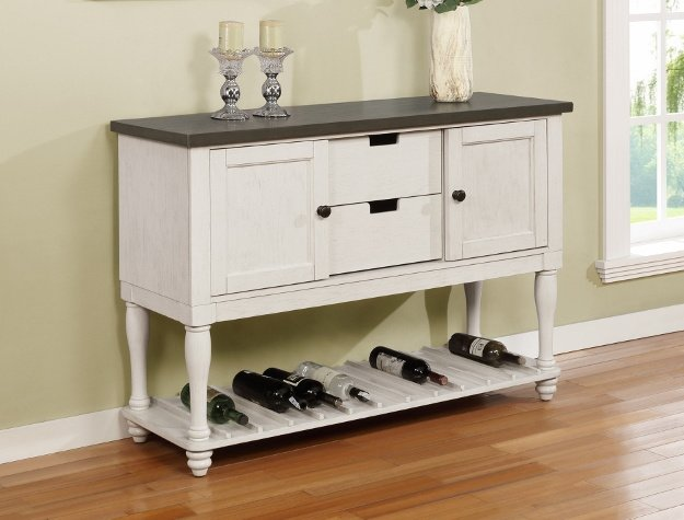 1265-SB Clover Side Board