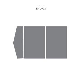 Z-Folded Cards