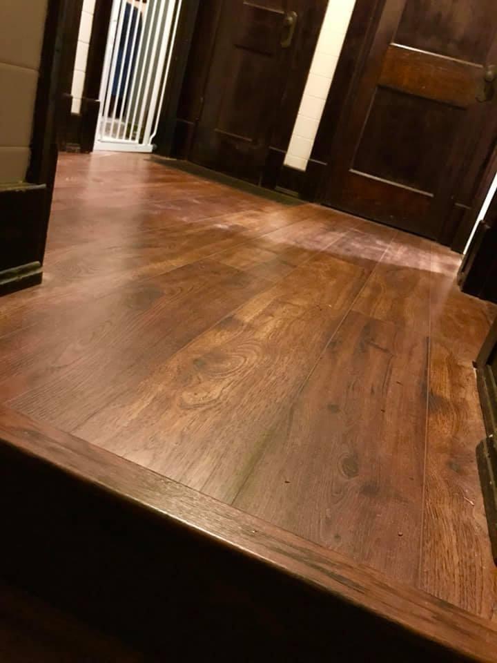 Russel Pergo Flooring 1
