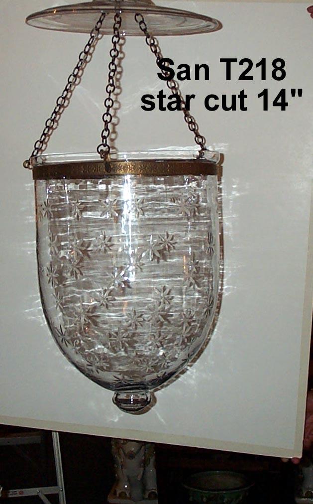 """Mini Star Cut  14"""" D"""