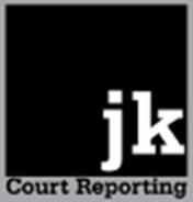 JK COURT REPORTING