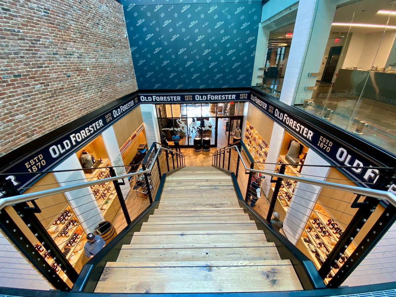 Gift Shop - Old Forester Distillery