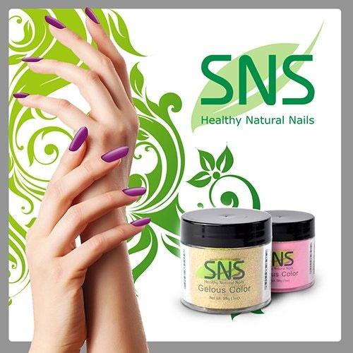 SNS Healthy Natural Nails