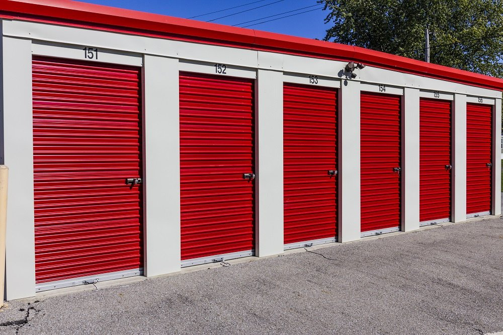 Self Storage Lockers